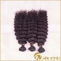 14 16 18 polegada 7a não transformados cor natural brasileiro import cabelo