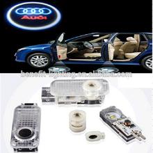 automobile car door logo projector lights,laser logo projector for audi, Car Door Welcome Lights