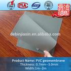 PVC/HDPE Waterproof Roof Membrane