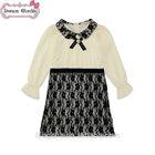 kids clothes 2014 children long frocks designs fancy dresses for girls