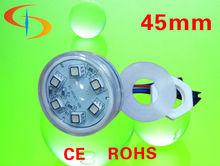full color 45mm 6 pixels smd 5050 led rgb for ferris wheel,ucs1903 ic