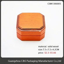 Sales Promotion Gold Stamp Supplier In Guangzhou 2013 Wooden Jewelry Box