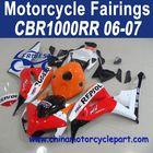 2006 2007 For Honda body kit cbr 1000 rr Fairing For Honda CBR Repsol FFKHD020