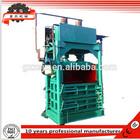 Baler machine for used clothing
