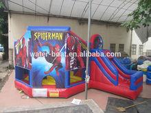 hot sale inflatable spider-man bouncer jumper for kids