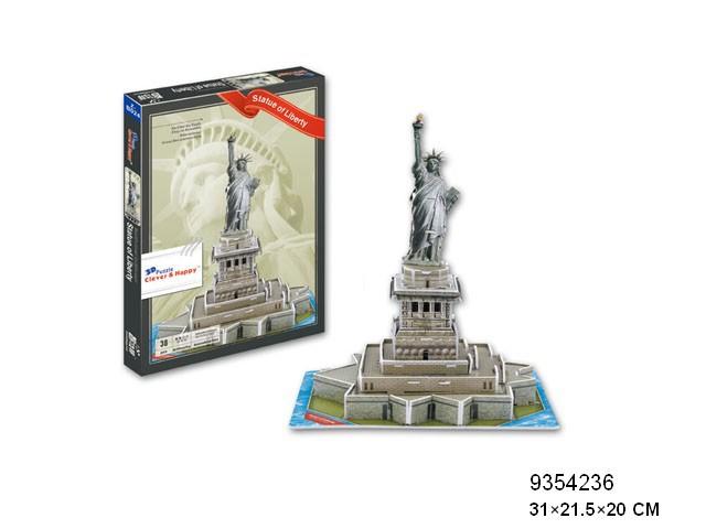 ali baba ürün özgürlük heykeli 3d bulmaca satılık