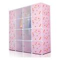 Popular 2014 10 cubos de cerejeira armário guarda-roupa( fh- al0052- 16)