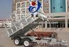shock price !EU aid trailer,jockey wheel for trailer enclosed trailer with CE