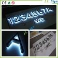 Brauch edelstahl led-hintergrundbeleuchtung zeichen, Natur leuchtet kanalbuchstaben