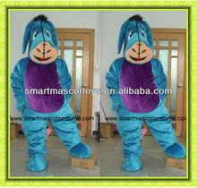 eeyore mascot costume hot sale eeyore mascot for adult