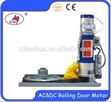 AC&DC 800KG Electric rolling shutter door motor/DC 24V Automatic battery operatedrolling door operator/garage rolling door motor