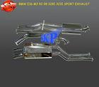 Stainless Steel Catback Exhaust Muffler for BM*W E36 325i 328i M3 92-98
