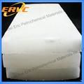Superior qualidade de parafina inteiramente refinada cera 58-60 utilizados no fabrico de polimento e velas
