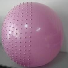 custom thick soft inflatable plastic PVC massage fitness ball