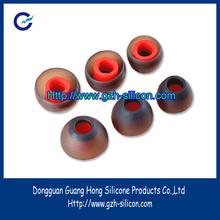 silicone rubber earphone accessories