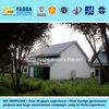 Resort Concrete Prefab light steel villa