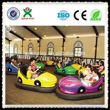 Amusement park bumper car games used electric battery bumper cars for sale new (QX-133A)