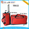 High quality heavy-duty hand duffel two wheels travel trolley bag