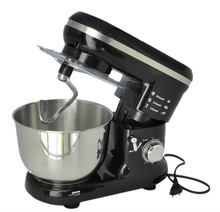 Planetary mixer with tilt head
