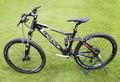 Vélo complet, / Vélo avec pleine suspension, 26 '' complet en alliage d'aluminium vtt et vélo de route