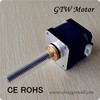 1.8 stepping motor, linear step motor, GTW Motor 17HS3002-70N