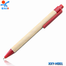 Eco friendly specialized paper pen for promotion