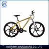 China mountain bike aluminum alloy frame full suspension mountain bike prices