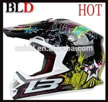 China motocross DOT high-grade off-road motorcycle helmet BLD-819-5