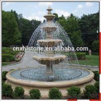 Hot Sales Granite Water Fountain Bases