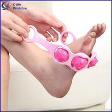 New Leg Foot Body Massager Beauty Roller Tool