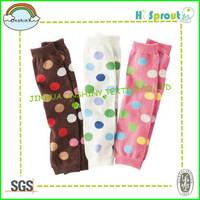 2014 hot sale baby cotton leg warmers