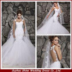 YWD11222 Julie Vino Wedding Dress Garment Bag Wholesale Mermaid Wedding Dresses For Fat Woman
