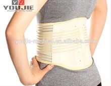 lower slimming fish net lumbar waist support brace belt