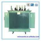 High quality oil immersed electrical three phase transformer
