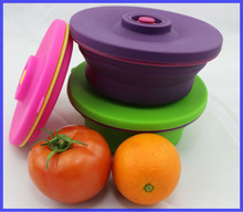 BPA Free And Eco-Friendly Frozen Food Containers