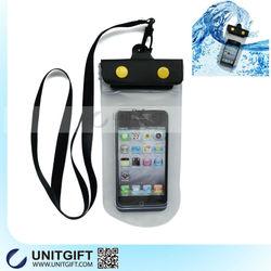 Transparent Mobile Phone Waterproof Bag