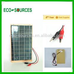 10w mini Epoxy solar panel low price mini small High Efficency Solar Panel