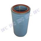 sand blasting Nanofiber cylinder dust / powder filter cartridges