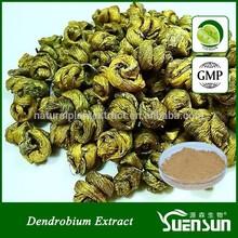 10:1 Dendrobium extract powder high quality dendrobium