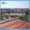 exterior galvanized steel handrail steel deck railing aluminium railing Stals