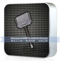 brand Bustyle ThundeRobot design100% true capacity 6600mah portable mobile USB External power bank