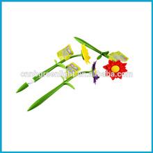 Flower shape novelty ball pen for Mother's day