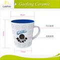 Caneca sublimação xícara de cerâmica para publicidade