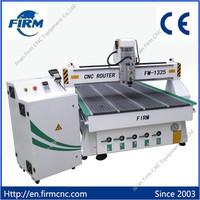 Jinan high efficiency wood dowel cnc router engraving machine