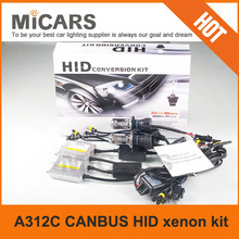2015 new product car parts AC 12v 35w hid kit/CANBUS hid xenon kit