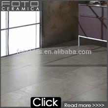 Brown grey rustic porcellanato gres tile floor 600x600 mm