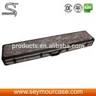 Aluminum Gun Case Rifle Carring Leather Gun Case Taser Gun Case