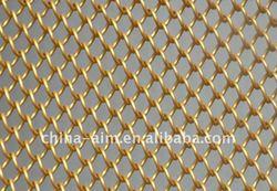 Anping hexagonal aluminum mesh(factory)