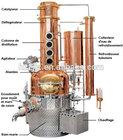 alcohol distillation equipment liquor whisky wine distiller