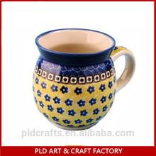 2014 Small Order China New Bone Ceramic Mug Factory Directly Sales